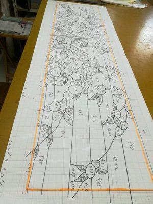 原寸大の型紙